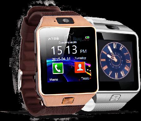Умные смарт часы Smart watch DZ09, фото 2
