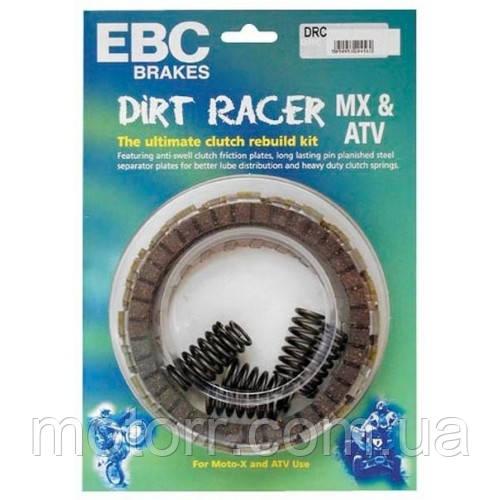 Полный комплект дисков и пружин сцепления EBC  DRC241