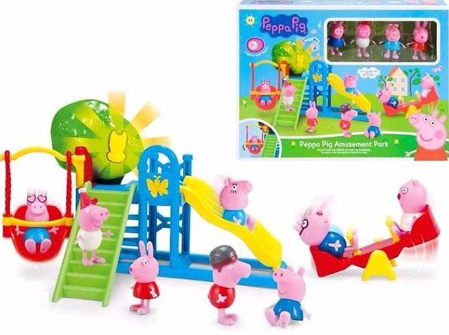 Игровой набор Peppa Pig Пеппа-доктор