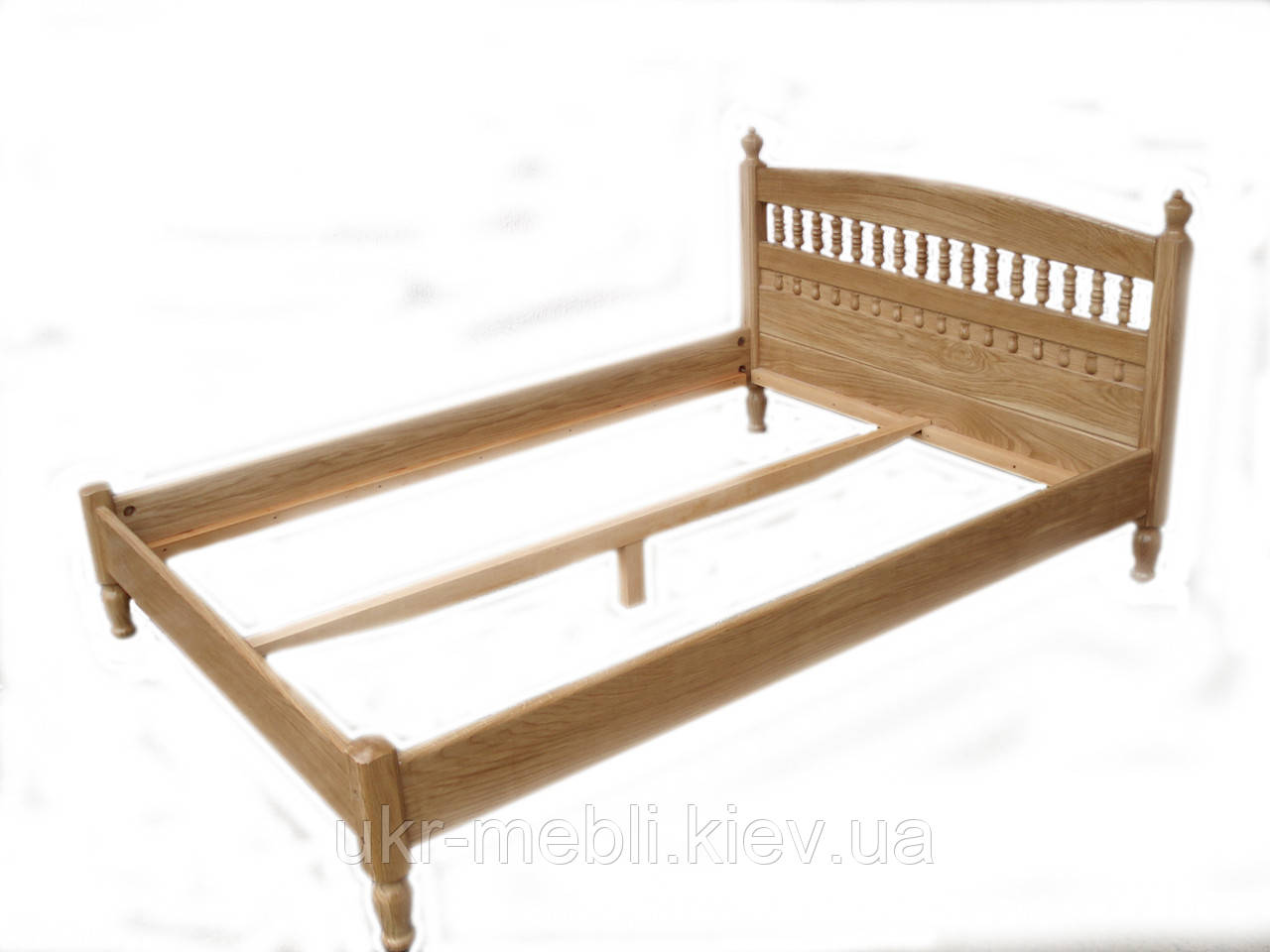 Кровать двуспальная деревянная Комфорт 180*200, Орион