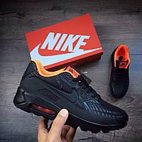 Мужские кроссовки Nike Air Max 90 Ultra Moire FB Black Crimson