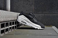 Мужские кроссовки Nike Air Max 90 Ultra Moire Black/Black White
