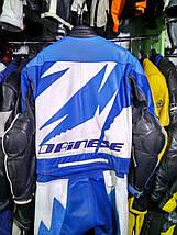 Мотокомбинезон бу  кожа  Dainese, фото 3