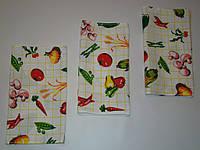 Кухонное вафельное полотенце (35х56см, 35х76см) код 0055, фото 1
