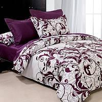 Евро комплект постельного белья Viluta 8624