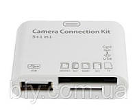 Адаптеры для iPad USB Camera Connection Kit for iPhone / iPad