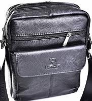 Мужская сумка - планшетка из натуральной кожи