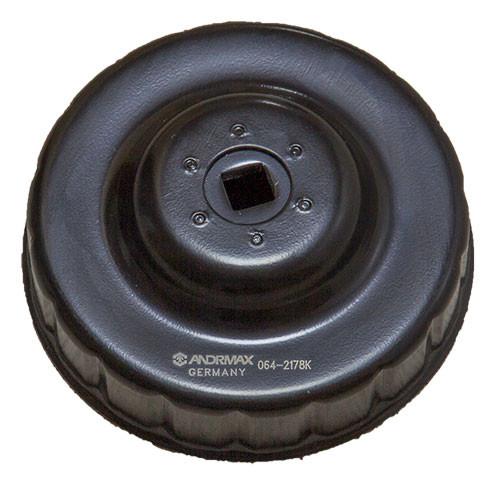 Ключ «Крышка» для масляных фильтров Audi/VW/Renault ANDRMAX