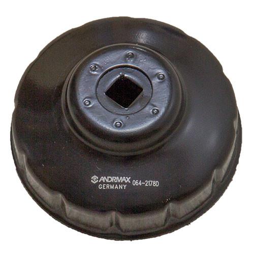 Ключ «Кришка» для масляних фільтрів Fiat/Renault ANDRMAX
