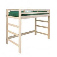 """Кровать """"Лаура"""" с боковой лестницей"""