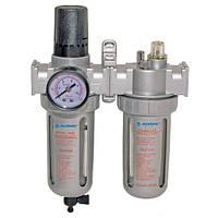 Фильтр для пневмосистем с регулятором и лубрикатором ANDRMAX
