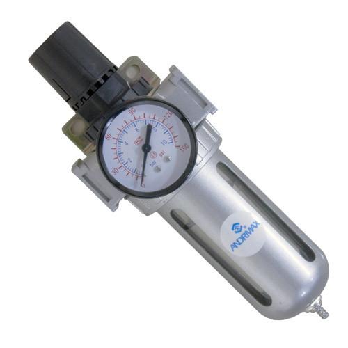 Фильтр для пневмосистем с регулятором ANDRMAX