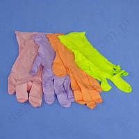 Перчатки нитриловые неопудреные Abena