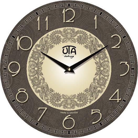 Часы в провансе 330Х330Х30мм [МДФ, Открытые]