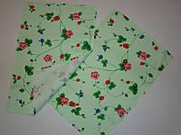 Кухонное вафельное полотенце (35х56 см) код 0057, фото 1