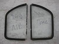 Стекло двери глухое заднее левое Волга ГАЗ 21