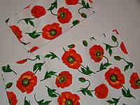 Кухонное вафельное полотенце (35х56см, 36х76см) код 0058, фото 1