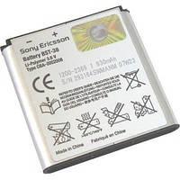 Оригинальный аккумулятор АКБ Sony Ericsson C510 C902 C905 F100 K770i K850i R300i R306i S312 BST-38