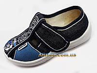 Детские текстильные тапочки для мальчика тм Валди р. 24, 25, 26, 27, 28, 29 ,30 мокасины, туфли, сандали.