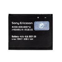 Оригинальный аккумулятор АКБ Sony Ericsson T707i W20i W380i W508i W910i Z555i BST-39