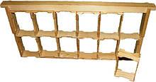 Рамки для сотового меда под рамку 435Х230 мм