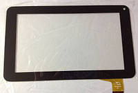 """Тачскрин (сенсор) 7"""" HK70DR2009-V02 со скотчем Оригинал 186x104mm  30 pin проверенные"""