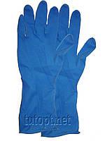 Медицинские перчатки S 6-7 Mercator Medical синие