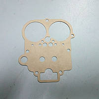 Прокладка карбюратора 2101 (Вебер) верх крышки картон