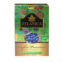 Чай черный Zylanica Черника GP1 100г