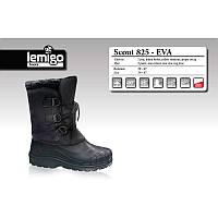 825-41 Ботинки LEMIGO Scout 825-41 EVA (-30*) черные