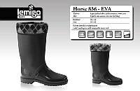 836-37 Сапоги LEMIGO Horse 836 EVA 37черные (-30*)