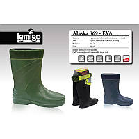 869-42 Сапоги LEMIGO Alaska 869-42 EVA зеленые