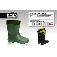 893-45 Сапоги LEMIGO Wader-EVA 45 с отворотом(-30 ) 8d39f9d86181f
