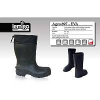 897-42 Сапоги LEMIGO Agro 897 EVA 42/черные/(-30*)