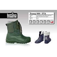 909-42 Ботинки LEMIGO Tramp 909 EVA (-30*) зелен
