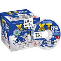 Леска зимняя XT69 Hi-Tech Polar Ice 0.25mm 40m