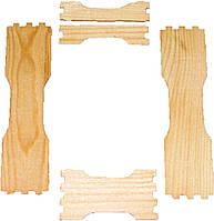 Заготовка рамки для сотового меда под рамку 435Х300 по 12шт., фото 1