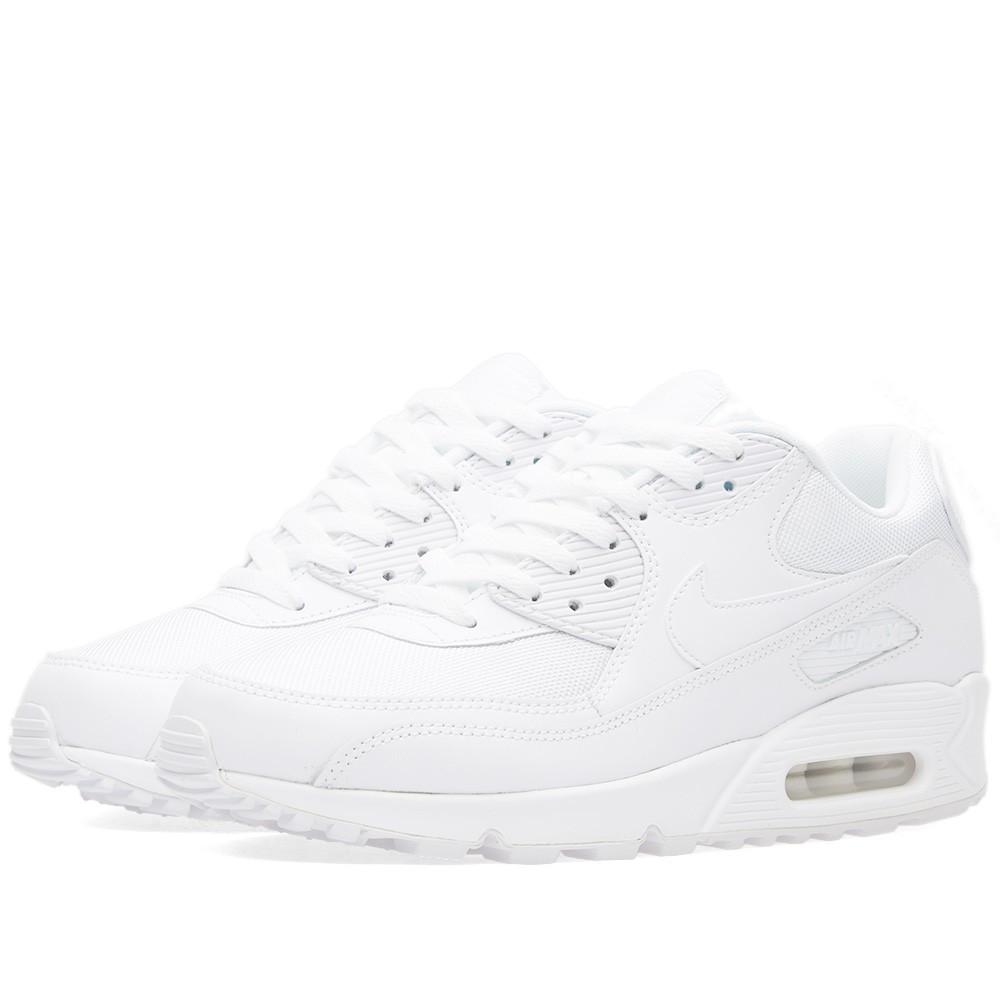 7b986ed7 Оригинальные Кроссовки Nike Air Max 90 Essential White — в Категории ...