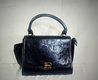 Женская сумка Baliviya синего цвета