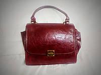 Женская сумка Baliviya красного цвета
