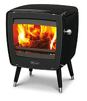 Чугунная печь Dovre Vintage  35/Е10 эмаль черный глянец - 7 кВт, фото 1