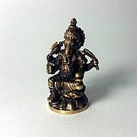 Статуэтка серебряная Ганеша