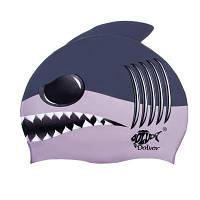 Шапочка детская для плавания Dolvor Shark SC12