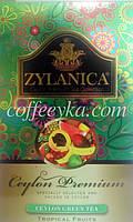 Чай зеленый Zylanica Тропические фрукты GP1 100 г