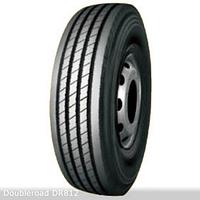 Грузовые шины на ведущую ось 315/80 R22,5 Doubleroad DR812
