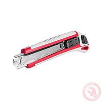 Нож Intertool - 18мм автозамок + 3 лезвия