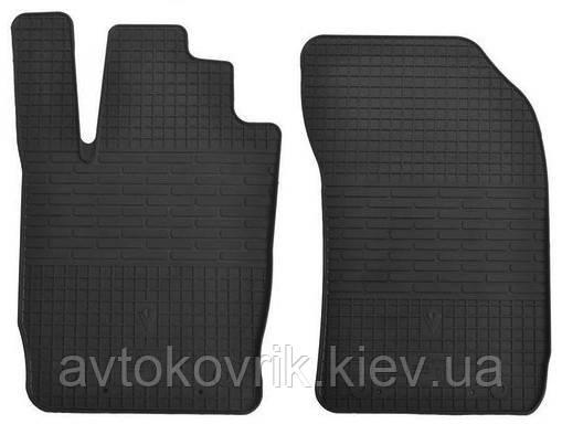 Резиновые передние коврики в салон Audi A1 (8X) 2010- (STINGRAY)