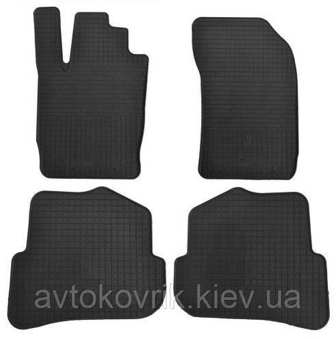 Резиновые коврики в салон Audi A1 (8X) 2010- (STINGRAY)
