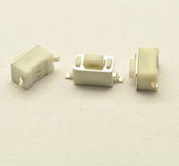 Кнопка тактовая 2Pin SMD 3X6X4.3мм