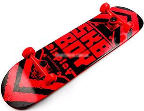 "Скейт классический ""Red Hunter"" канадский клен до 100 кг Уценка"
